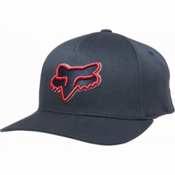 CZAPKA Z DASZKIEM FOX JUNIOR EPICYCLE 110 SNAPBACK NAVY/RED YOS