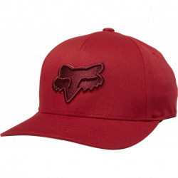 CZAPKA Z DASZKIEM FOX JUNIOR EPICYCLE 110 SNAPBACK CARDINAL YOS