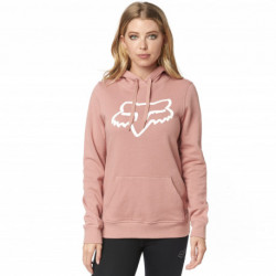 BLUZA FOX LADY Z KAPTUREM CENTERED BLUSH