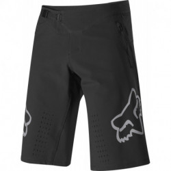 SPODENKI FOX DEFEND BLACK