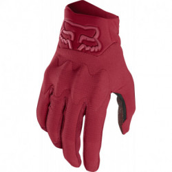 GLOVES FOX DEFEND D3O CARDINAL