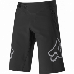 SPODENKI FOX JUNIOR DEFEND S BLACK