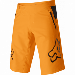 SPODENKI FOX JUNIOR DEFEND S ATOMIC ORANGE