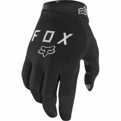 GLOVES FOX JUNIOR RANGER BLACK