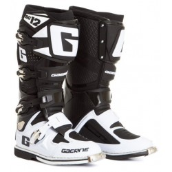 GAERNE SG12 LIMITED EDITION JAMES STEWAT BLACK/WHITE BOOTS