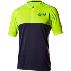 FOX ALTITUDE JERSEY FLO YELLOW