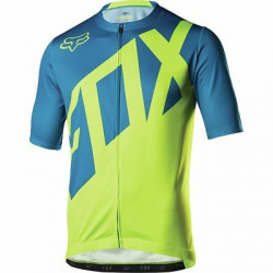 FOX LIVEWIRE SS JERSEY TEAL