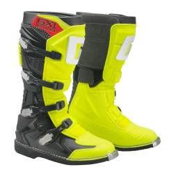 GAERNE GX-1 GOODYEAR BOOTS YELLOW FLUO 2019
