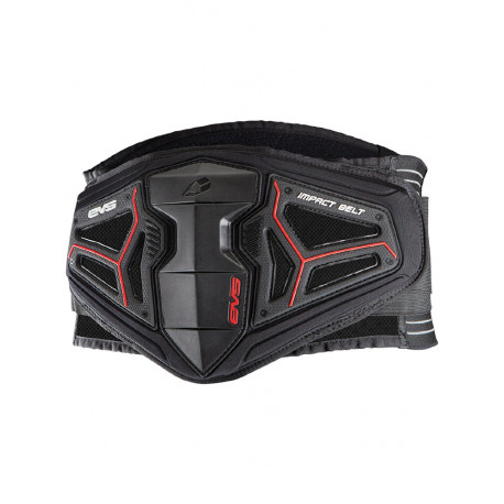 PAS NERKOWY EVS BB04 IMPACT LT BLACK/RED
