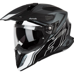 AIROH COMMANDER DUO GLOSS/MATT HELMET