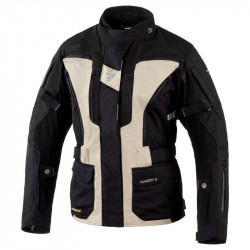 REBELHORN HARDY II LADY JACKET BLACK/SAND