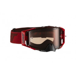 LEATT VELOCITY 6.5 GOGGLE RUBY/RED ROSE UC