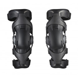 POD K4 2.0 PREMIUM KNEE BRACES GRAPHITE/BLACK