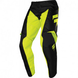 SHIFT WHIT3 LABEL RACE GRAPHIC 1 PANTS FLO YELLOW