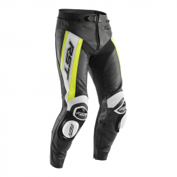 RST TRACTECH EVO R CE FLO YELLOW LEATHER PANTS