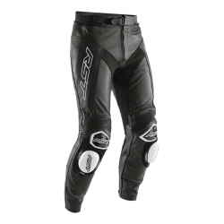 RST TRACTECH EVO R CE BLACK LEATHER PANTS