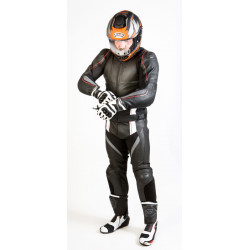 OZONE VOLT JACKET BLACK/WHITE