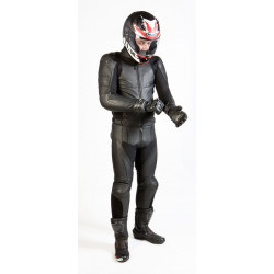 OZONE VOLT JACKET BLACK