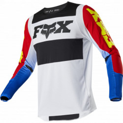 BLUZA FOX 360 LINC BLUE/RED