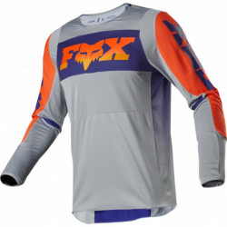 BLUZA FOX 360 LINC GREY/ORANGE