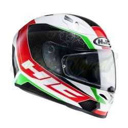 HELMET HJC FG-17 OHAMA WHITE/RED/GREEN