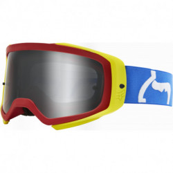 GOGGLES FOX AIRSPACE II PRIX - SPARK BLUE/RED OS