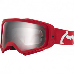GOGGLES FOX AIRSPACE II PRIX FLAME RED OS