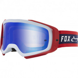 GOGGLES FOX AIRSPACE II SIMP - SPARK NAVY/RED OS