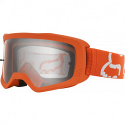 GOGGLES FOX JUNIOR MAIN II RACE FLO ORANGE OS