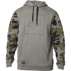 BLUZA FOX Z KAPTUREM CHAPPED CAMO