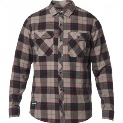 KOSZULA FOX TRAILDUST 2.0 FLANNEL PEWTER