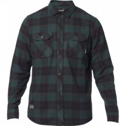 KOSZULA FOX TRAILDUST 2.0 FLANNEL EMERALD