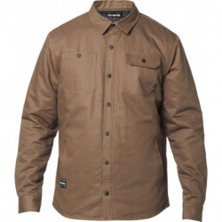 KOSZULA FOX MONTGOMERY LINED WORK SHIRT DIRT