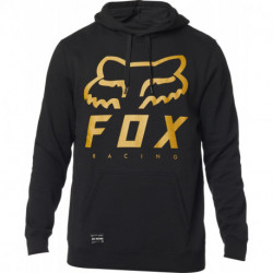 BLUZA FOX Z KAPTUREM HERITAGE FORGER BLACK