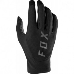GLOVES FOX FLEXAIR BLACK