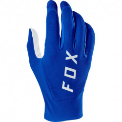 GLOVES FOX FLEXAIR BLUE