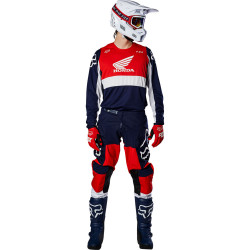FOX 180 HONDA NAVY/RED MX20 GEAR SET