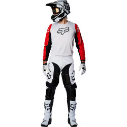FOX 180 PRIX WHITE/BLACK/RED MX20 GEAR SET