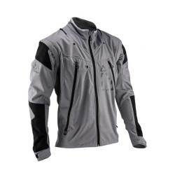 LEATT GPX 4.5 LITE JACKET GREY