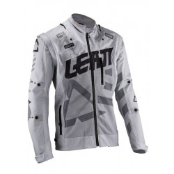 LEATT GPX 4.5 X-FLOW JACKET GREY
