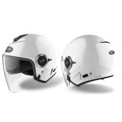 KASK AIROH HELIOS COLOR WHITE GLOSS