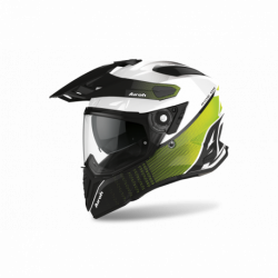 KASK AIROH COMMANDER PROGRESS LIME GLOSS