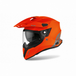 AIROH COMMANDER COLOR ORANGE MATT HELMET