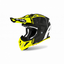 AIROH AVIATOR ACE KYBON HELMET YELLOW MATT