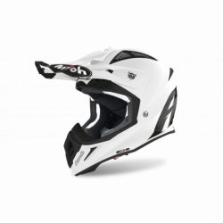 AIROH AVIATOR ACE HELMET COLOR WHITE GLOSS