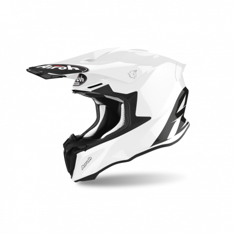 KASK AIROH TWIST 2.0 COLOR WHITE GLOSS