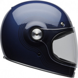 BELL BULLITT DLX FLOW LIGHT HELMET BLUE/DARK BLUE
