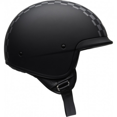 KASK BELL SCOUT AIR CHECK MATTE BLACK/WHITE