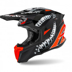 AIROH TWIST 2.0 BOLT HELMET MATT