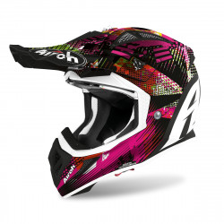 AIROH AVIATOR ACE INSANE HELMET MATT